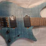 【雑記】aliexpressで激安ヘッドレスギターを買った話