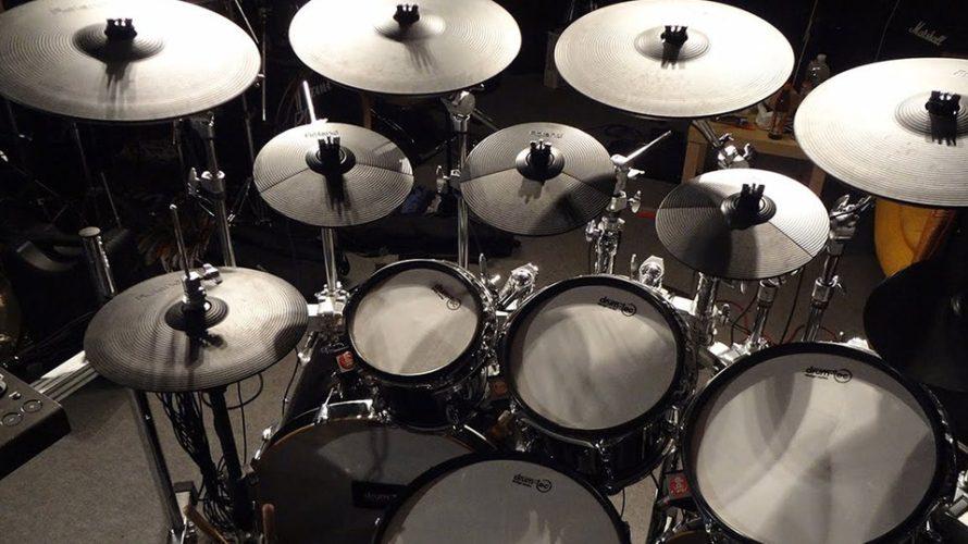 手軽に打ち込み生ドラムがしたい!