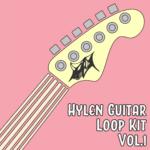 【告知】Hylen Guitar Loop Kit Vol.1をリリースしました。